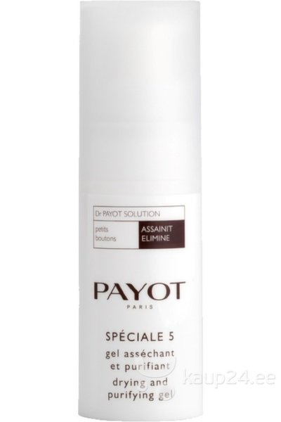 Puhastusgeel Payot Speciale 5, 15 ml