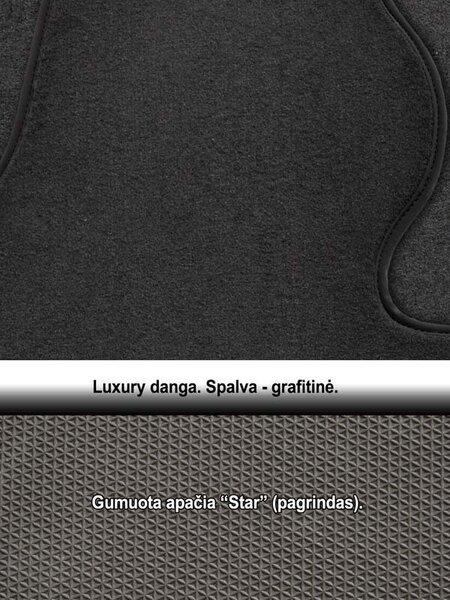 ARS MITSUBISHI PAJERO 2006-> (5 durų 7 v., I, II ir III e.) /MAX3 Luxury tagasiside