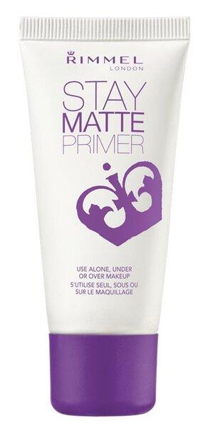 База под макияж Rimmel Stay Matte 30 мл цена и информация | Näole | kaup24.ee