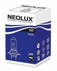 Autopirn Neolux H7, 70W hind ja info | Autopirnid | kaup24.ee