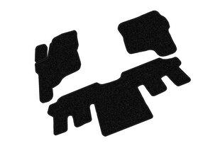 ARS SSANG YONG RODIUS 2004-2013 (esimene ja teine rida) /MAX2 Standard kate hind ja info | Tekstiilmatid | kaup24.ee