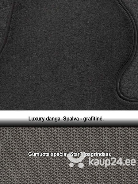 ARS TOYOTA COROLLA 14\1 /2007-2013 Luxury tagasiside
