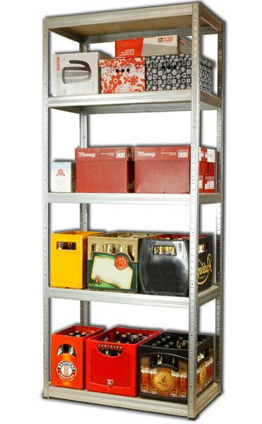 Cтеллаж HZ 49 цена и информация | Riiulid tööriistadele | kaup24.ee