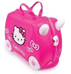 Laste kohver Trunki Hello Kitty Sparkly
