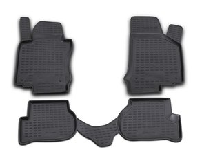 Kummimatid 3D VW Golf V 2003-2009, 4 pcs. /L65023