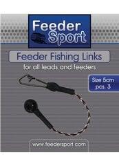 Kalapüügi liin Feeder Sport hind ja info | Konksud kalapüügiks | kaup24.ee