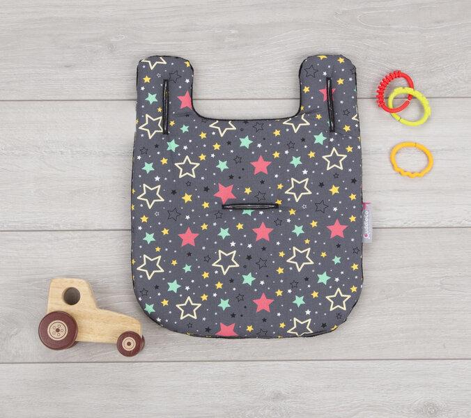 5db83a51b1b Jalutuskäru istmepehmendus CuddleCo Comfi Cush Mini, star hind ...