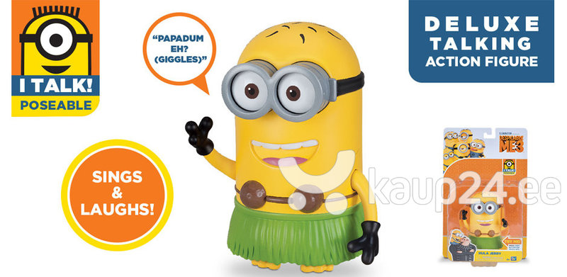 Говорящая фигура Minions (Гадкий Я)  Deluxe Talking, 20280 интернет-магазин