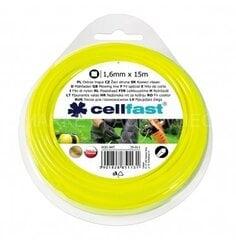 "Trimmeri jõhv Cellfast (ruut) 1,6""*15 m"
