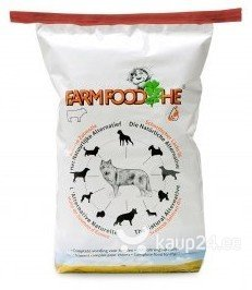 Kuivtoit koertele Farm Food HE Salmon oil 4 kg