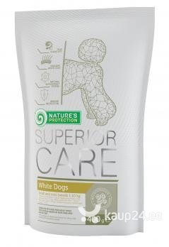 Kuivtoit koertele Nature's Protection Superior Care White Dogs Small And Mini Breeds 10 kg
