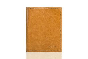 Meeste rahakott Solier SW07, pruun