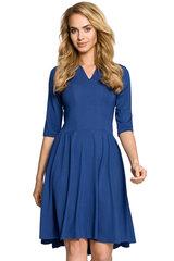 Naiste kleit MOE M314, sinine