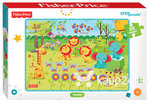 Pusle Step Puzzle maxi Ficher Price 35 hind ja info | Pusled | kaup24.ee