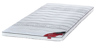 Kattemadrats Sleepwell TOP LATEX TEMPSMART, 90x200 cm