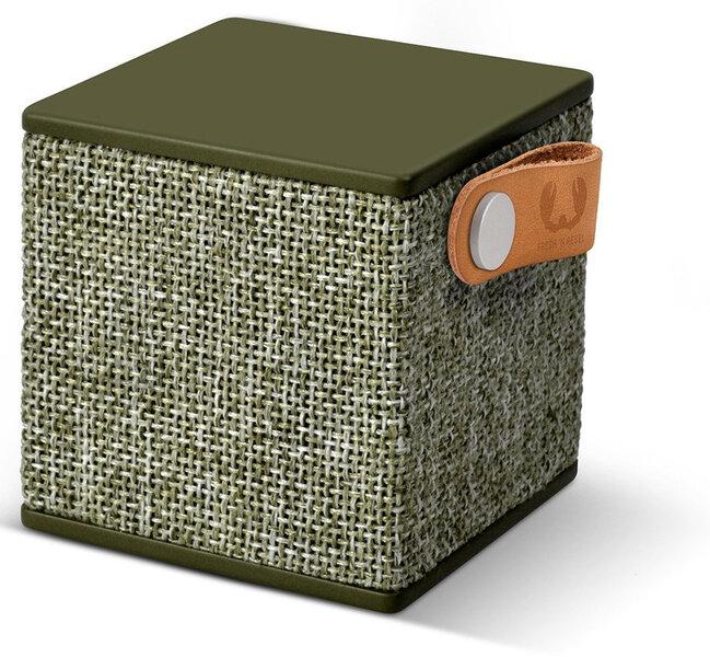 Juhtmevaba kõlar FRESHN REBEL Rockbox Cube, Army