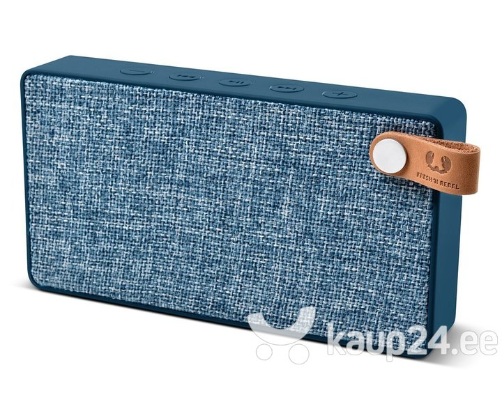Kõlar Freshn Rebel Rockbox Slice Fabriq Edition, Indigo