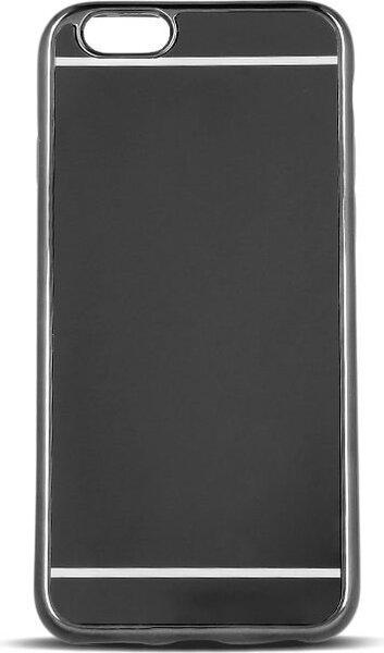 Kaitseümbris Beeyo Mirror sobib Huawei P9 Lite, Must