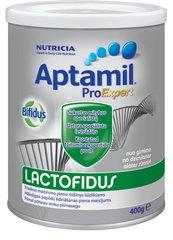 Fermenteeritud piimasegu Aptamil Pronutra Lactofidus, 0+ kuud, 450 g