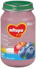 Metsamarjapüree jogurtiga Milupa 8+ kuud, 190 g