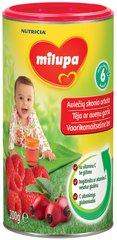 Vaarikamaitseline tee Milupa 6+ kuud, 200 g hind ja info | Snäkid, joogid lastele | kaup24.ee