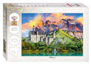 Pusle Step Puzzle 4000, Loss Alpides hind ja info | Pusle Step Puzzle 4000, Loss Alpides | kaup24.ee