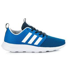 Meeste spordijalanõud Adidas Cloudfoam Swift Racer, sinine/valge