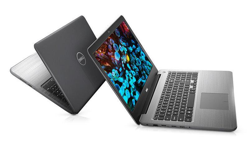 Sülearvuti Dell Inspiron 15 5567 i7-7500U 4GB 1TB WIN10