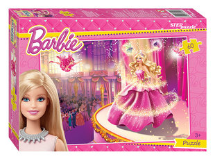 Pusle Step Puzzle 60, Barbie