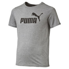 Poiste T-särk Puma ESS No.1 Tee, hall Heather
