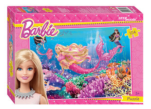"Пазл ""Barbie"", Step puzzle, 104 части"