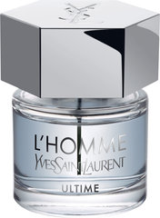 Tualettvesi Yves Saint Laurent L'Homme Ultime EDT meestele 60 ml