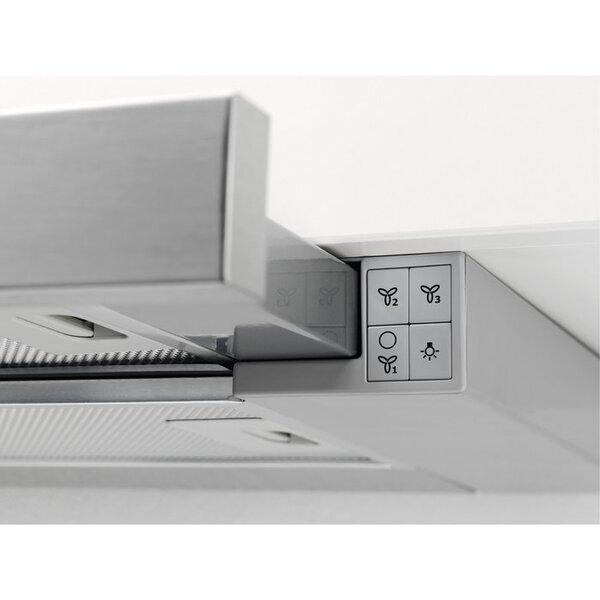 Õhupuhasti Electrolux EFP60460OX, Roostevaba teras