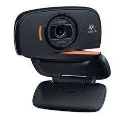 Logitech Webcam B525, USB HD 720p, 2MP