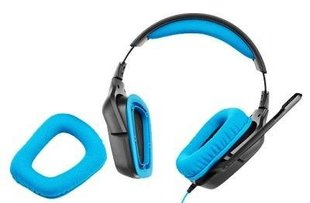 Kõrvaklapid LOGITECH G430 Surround Sound Gaming Headset