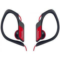 Panasonic earphones RP-HS34 E-R, red
