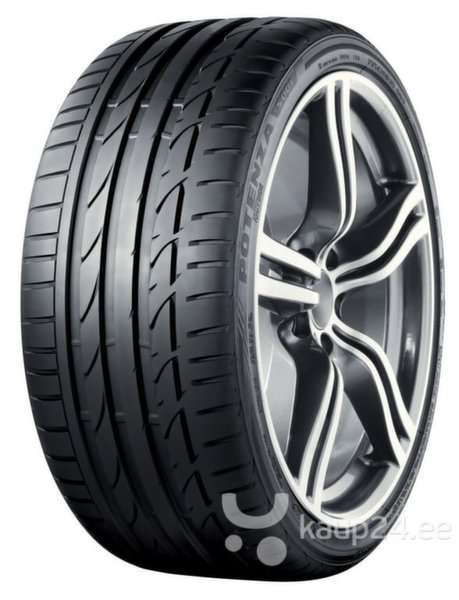 Bridgestone Potenza S001 235/50R18 97 V цена и информация | Rehvid | kaup24.ee