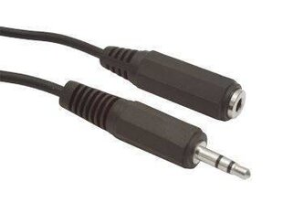 Kaabel AUDIO 3.5MM EXTENSION/2M CCA-423-2M GEMBIRD hind ja info | Kaabel AUDIO 3.5MM EXTENSION/2M CCA-423-2M GEMBIRD | kaup24.ee