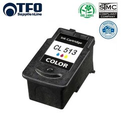 Laserprinteri tooner TFO Canon CL-513 Color INK
