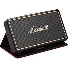 MARSHALL Stockwell portable speaker, black, EU/US