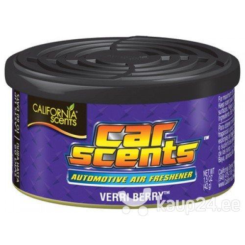 Освежитель воздуха для автомобиля California Scents Verri Berry