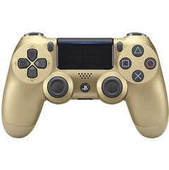 GAMEPAD DUALSHOCK4 V2 WIRELESS/GOLD SONY