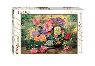 Pusle Step Puzzle 1500, Lillevaas