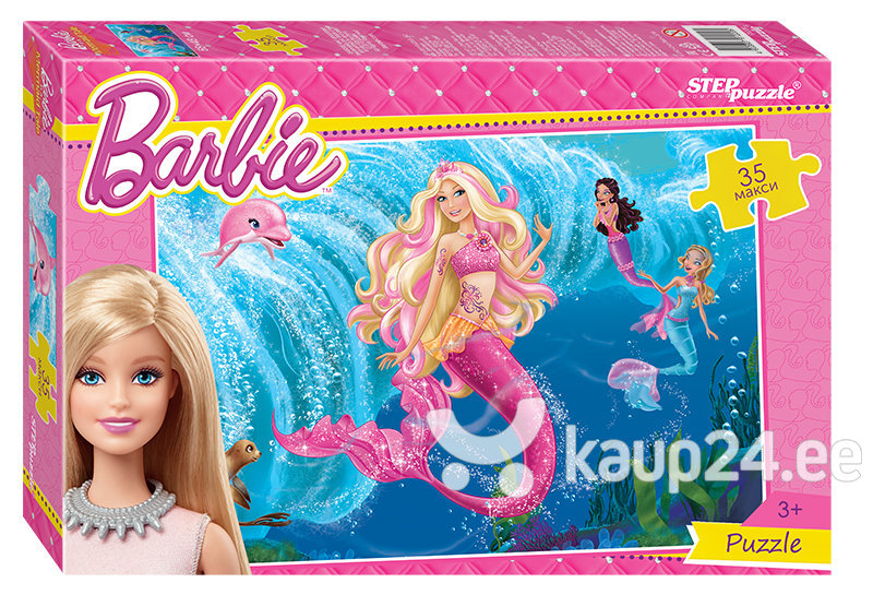 Pusle Step Puzzle maxi 35 Barbie