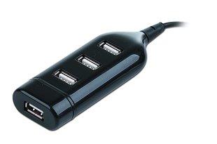 Gembird - Hub USB 2.0 4-porty mini UHB-CT02