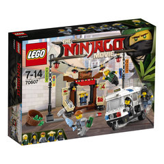 70607 LEGO® NINJAGO MOVIE NINJAGO® linnajaht