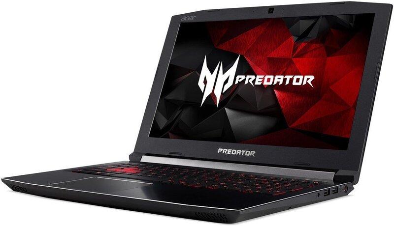Sülearvuti Acer Predator PH317-51 (NH.Q2MEL.002)
