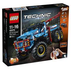 42070 LEGO® TECHNIC Kuuerattaveoga maastikupuksiirauto