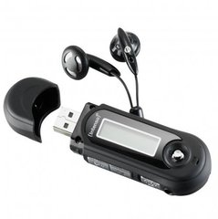 Intenso MP3 проигрыватель 8GB Music Walker LCD