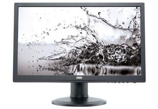AOC Monitor WLED e2460Pda 24'' Full HD, 5ms, D-Sub, DVI-D, speaker